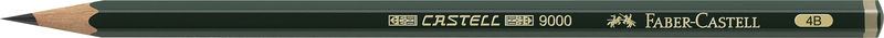 C / 12 LAP. CASTELL 9000-4B R: 119004