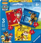 Paw Patrol * Puzzle Progresivo Cuadrado R: 07057 -
