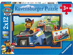 Paw Patrol * Puzzle 2x12 R: 07591 -