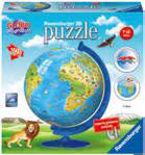 3D PUZZLE - MAPAMUNDI 180pcs R: 12341