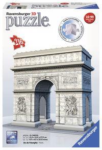 PUZZLE 3D * ARCO TRIUNFAL R: 12514