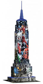 MARVEL EMPIRE STATE BUILDING R: 12517