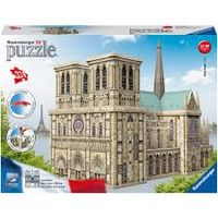PUZZLE 3D * NOTRE DAME R: 12523