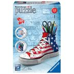 PUZZLE SNEAKER AMERICAN STYLE - PORTALAPICES R: 12549
