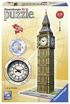3d Puzzle Big Ben - Reloj Automatico R: 12586 - 60