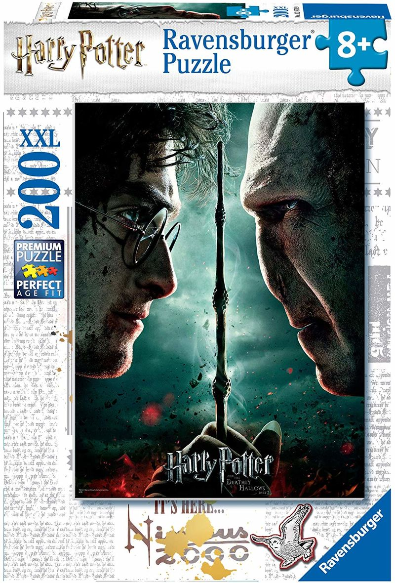 PUZZLE 200 XXL HARRY POTTER