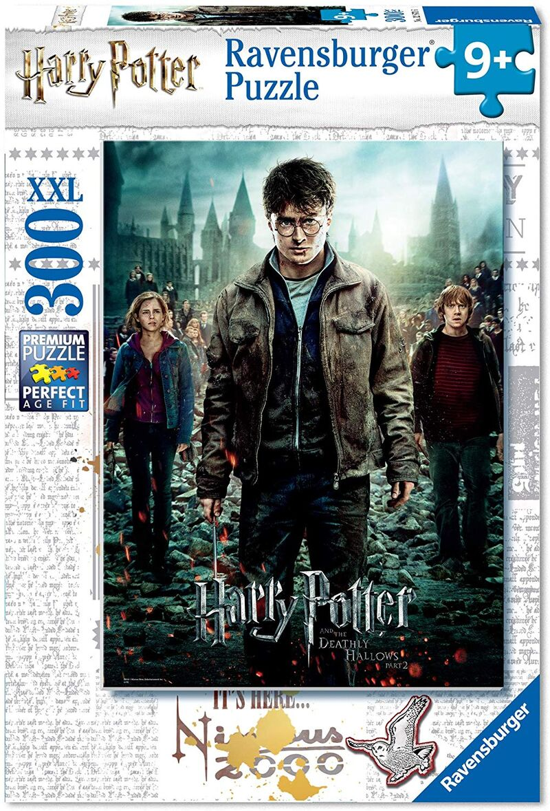 PUZZLE 300 XXL * HARRY POTTER