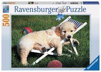puzzle 500 * golden retriever -