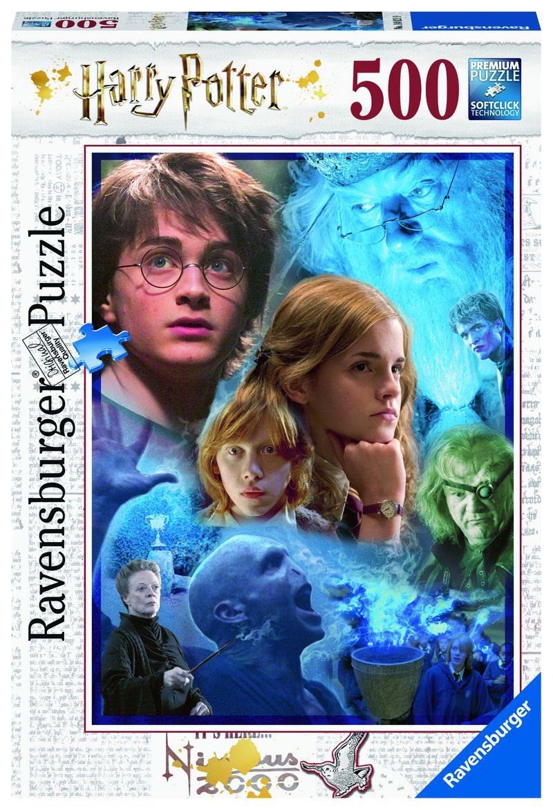 PUZZLE 500 * HARRY POTTER IN HOGWARLS