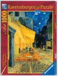 PUZZLE 1000 * VAN GOGH: CAFFE DE NOCHE