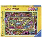 PUZZLE 1500 * SUL CAMMINO PER LA VOSTRA FESTA R: 16356