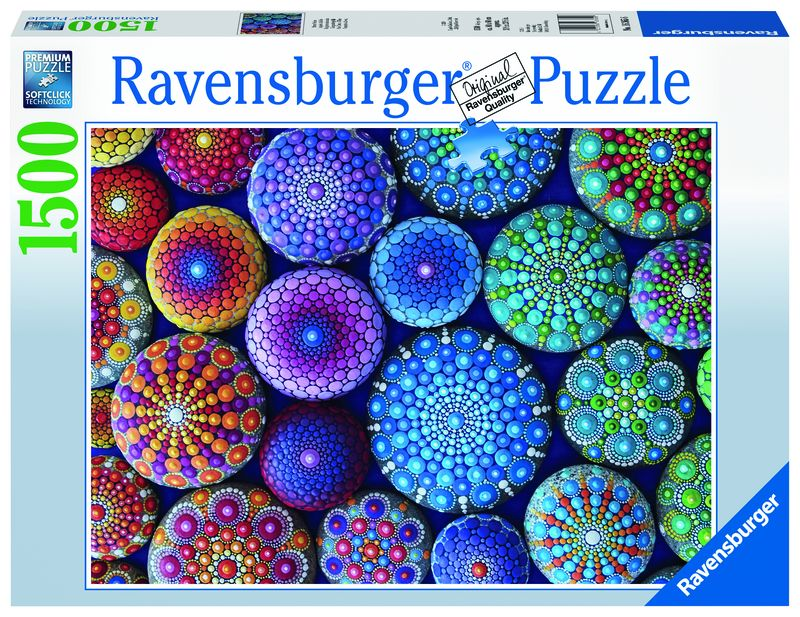 PUZZLE 1500 * ONE DOT AT A TIME R: 16365