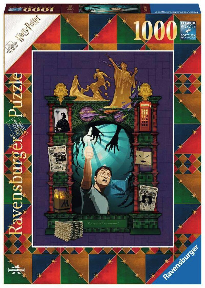 PUZZLE 1000 * HARRY POTTER E BOOK EDITION