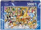 PUZZLE 5000 * MICKEY ARTISTA R: 17432