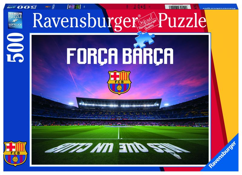 PUZZLE 500 * FUTBOL CLUB BARCELONA ESTADIO