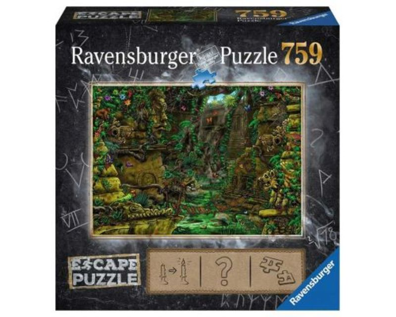 Escape Puzzle 759 Pcs * El Templo R: 19957 -