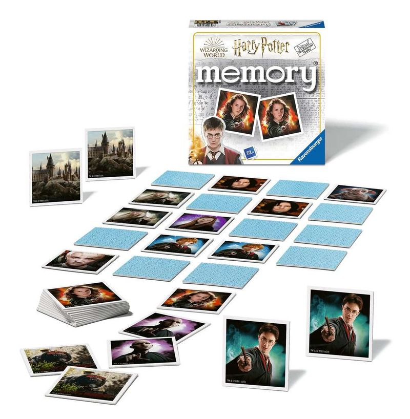 MEMORY® HARRY POTTER