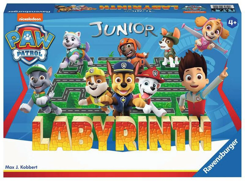 JUNIOR LABYRINTH PAW PATROL