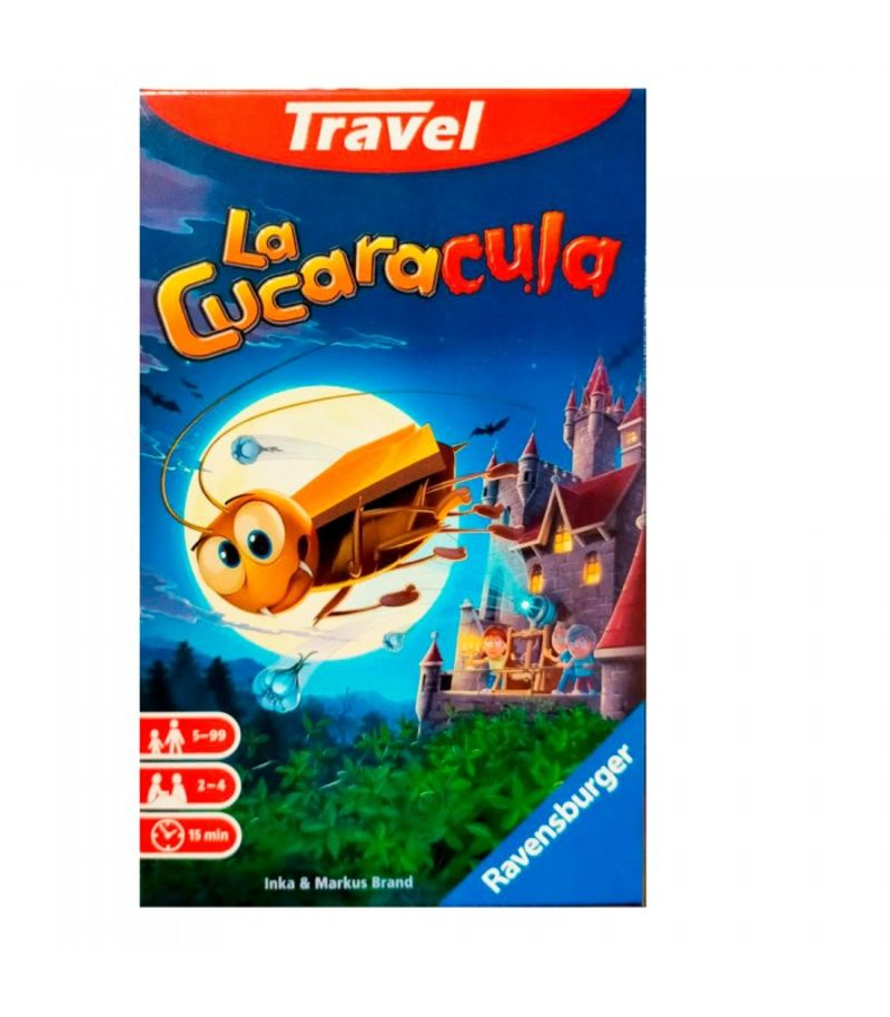 travel games * la cucaracula -