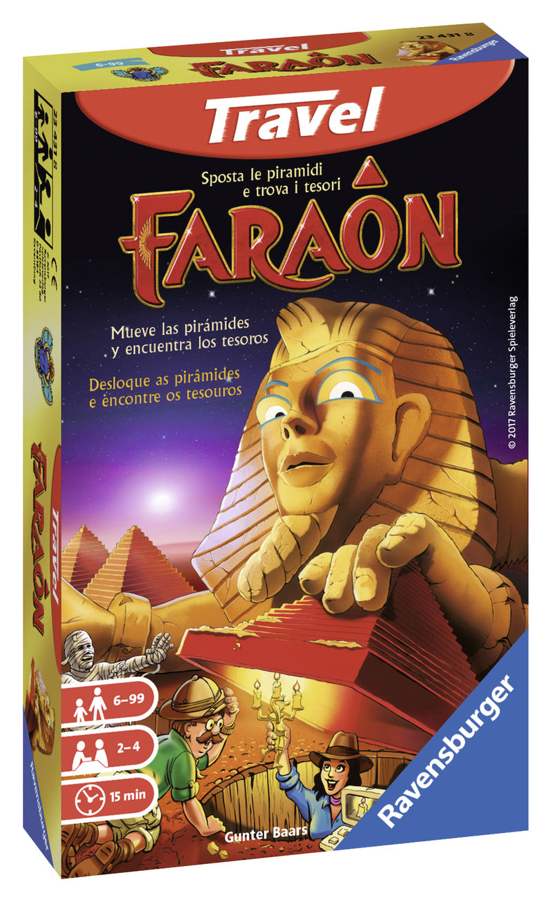 FARAON TRAVEL R: 23431