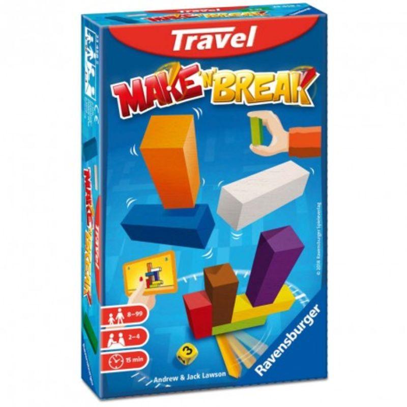 JUEGOS DE VIAJE * MAKE 'N' BREAK R: 23458