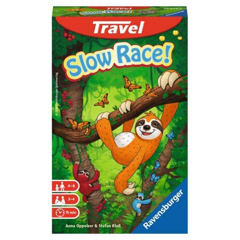 SLOW RACE R: 23468