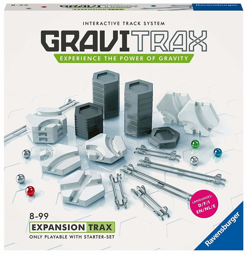GRAVITRAX RIELES
