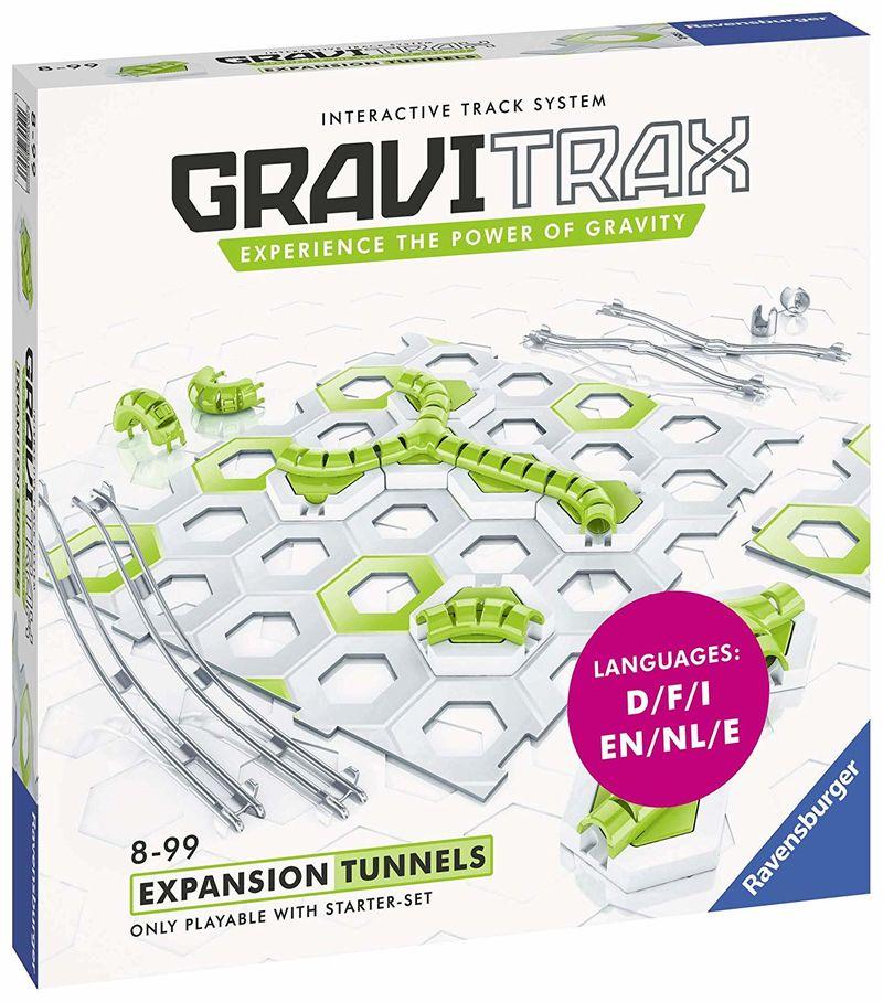 GRAVITRAX TUNELES