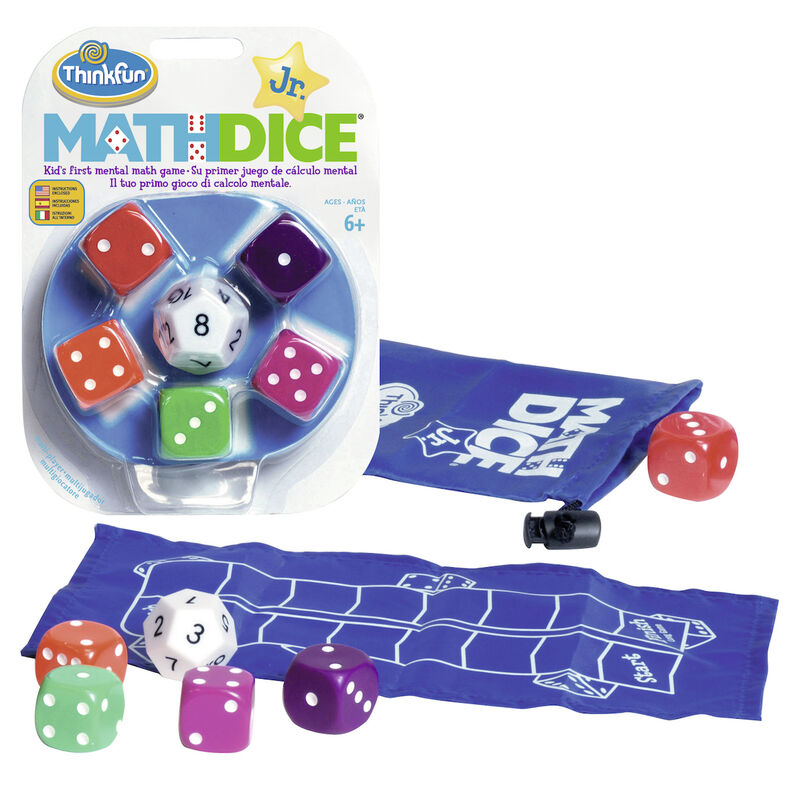 MATH DICE JR R: 76327