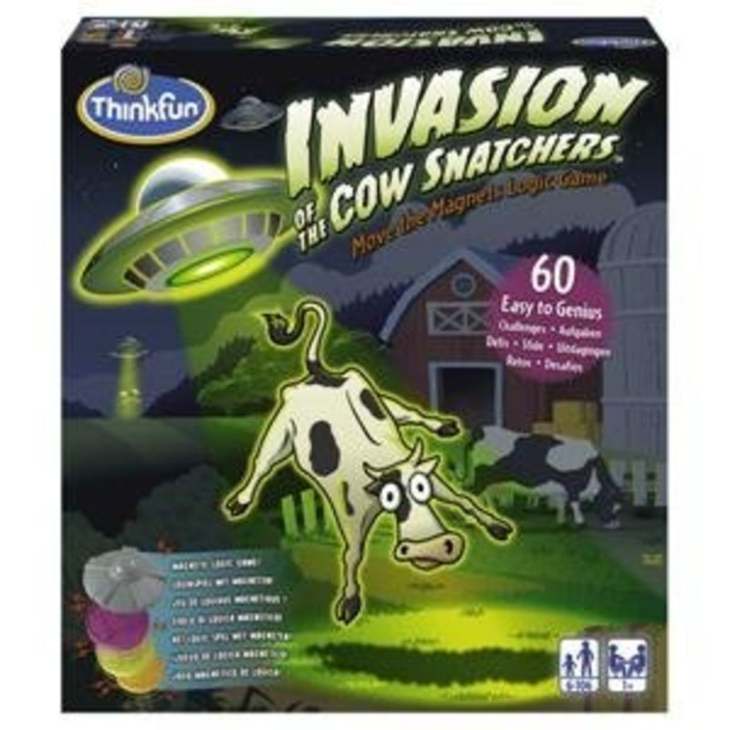 Invasion Of The Cow -
