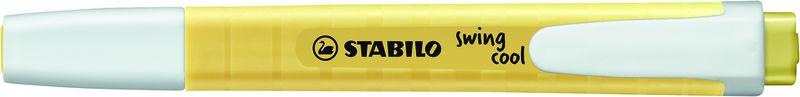 C / 10 MARCADORES STABILO SWING COOL PASTEL AMARILLO R: 275 / 144-8