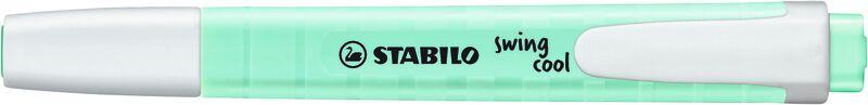 C / 10 MARCADORES STABILO SWING COOL PASTEL PIZCA DE MENTA R: 275 / 116-8