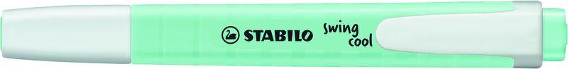 C / 10 MARCADOR STABILO SWING COOL PASTEL TOQUE TURQUESA R: 275 / 113-8