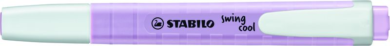 C / 10 MARCADORES STABILO SWING COOL PASTEL BRISA VIOLETA R: 275 / 155-8