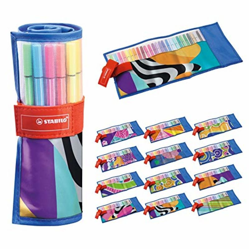 EST / 25 STABILO PEN 68 ROLLERSET INDIVIDUAL JUST LIKE YOU R: 6825-07