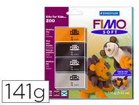 "FIMO SOFT * KITS FOR KIDS ""ZOO"" R: 802439L2"