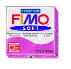 PASTILLA MOD. FIMO SOFT 56gr. FRAMBUESA R: 8020-22