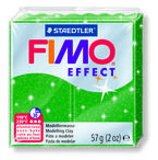 Fimo Effect * Past. 56gr Verde Purpurina R: 8020502 -