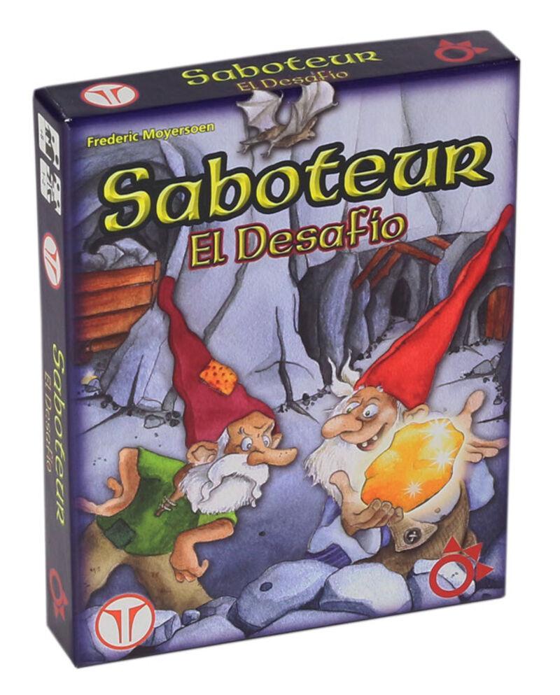 SABOTEUR - EL DESAFIO R: A0031