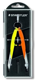 Compas Mars Comfort 556 Naranja / Amarillo Neon R: 55600n3 -