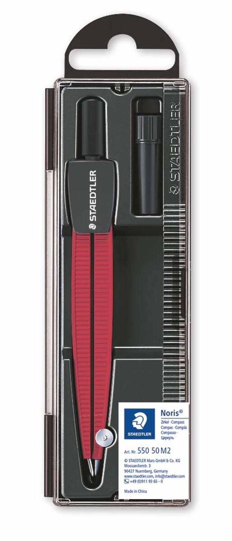 Compas Escolar 550 50 Met Rojo R: 55050m2 -