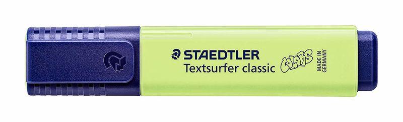 C / 10 Marc. Fluor. Textsurfer Pastel Verde Lima R: 364c530 -