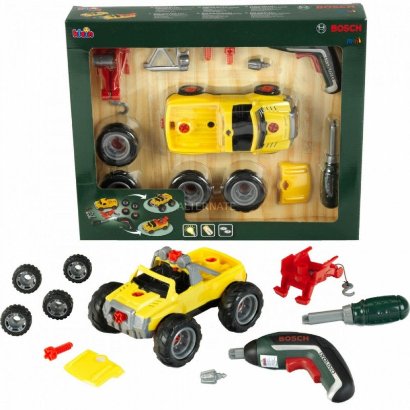 BOSCH CAR TUNING SET R: 8689