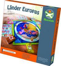 TERRA KIDS LOS PAISES DE EUROPA R: 4533