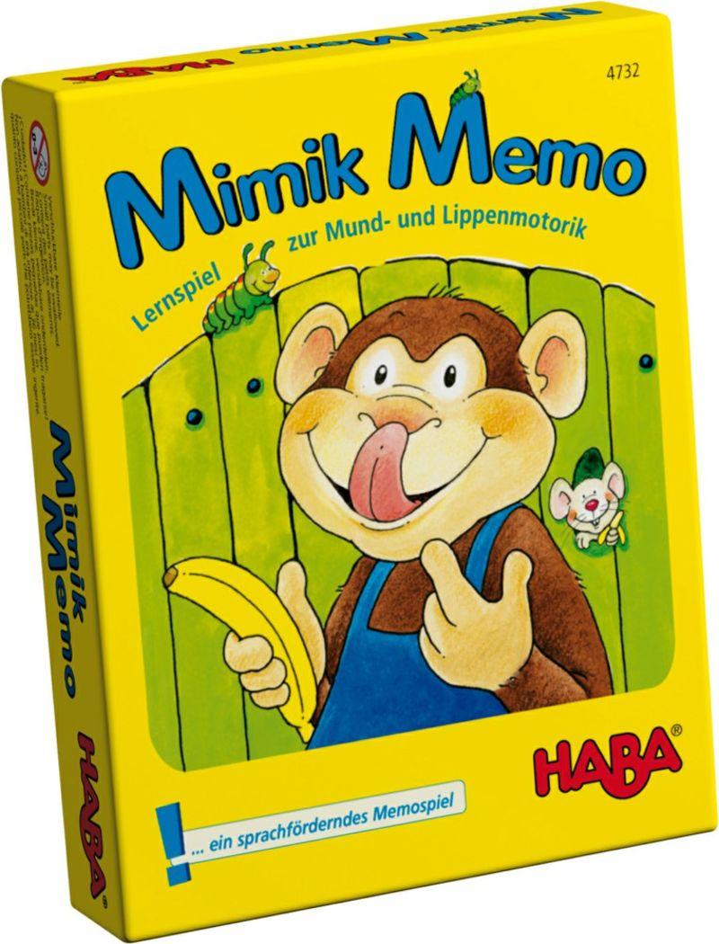 EL MEMORY DE LA MIMICA R: 4732