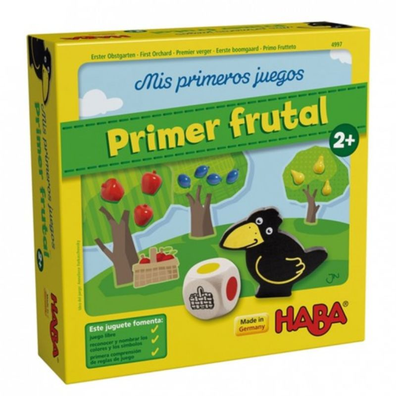 PRIMER FRUTAL R: 4997