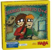 CODIGO SECRETO 13+4 R: 302249