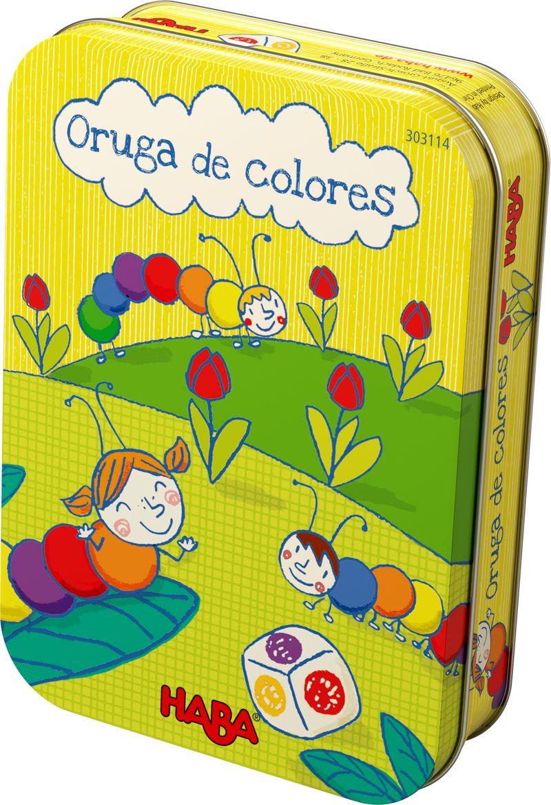 ORUGA DE COLORES R: 303114