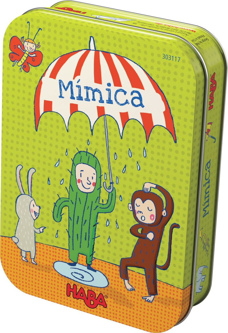 Mimika (pantomime) R: 303556 -