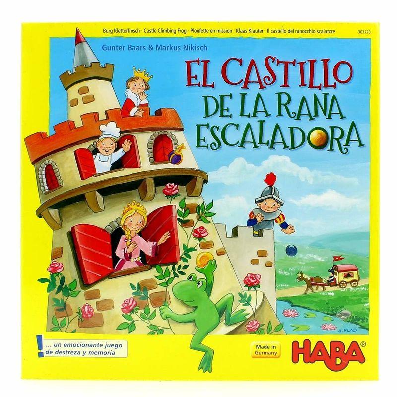 EL CASTILLO DE LA RANA ESCALADORA R: 303723